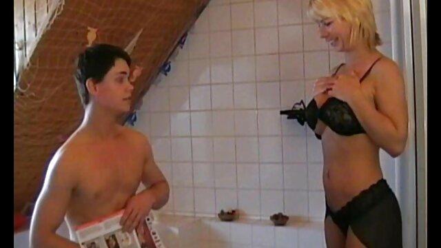 نوجوان گره خورده نیکول بکسلی فیلم سوپرخارجی بدون فیلتر مطابقت خوبی پیدا می کند و رابطه جنسی خشن پیدا می کند